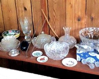 APT032 Gorgeous Crystal & Glass Selection