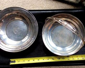 APT053 More Silver Plated Keepsakes
