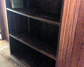 APT055 Three Tier Wood Shelf