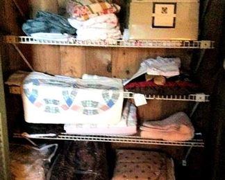APT070 Clean Out Linen Closet