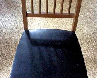 APT092 Wooden Folding Chair