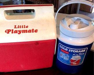 APT094 Little Playmate Cooler & Thermal Jug