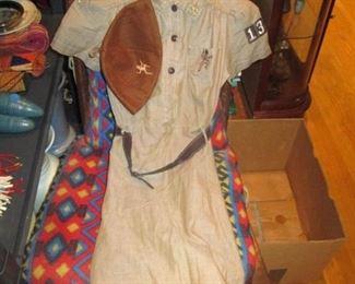 2 Floor:  Brownies Uniform