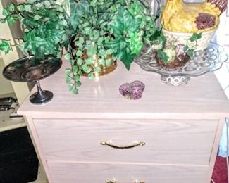 Cute little closer dresser maybe?