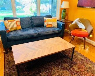 CB2 coffee table