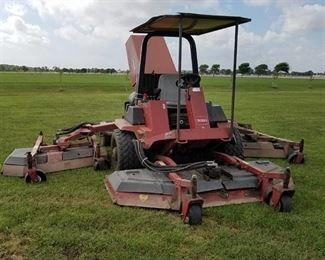 Toro groundsmaster 580D