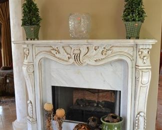 HOME DECOR  CANDLE HOLDERS,  POTS AND MORE