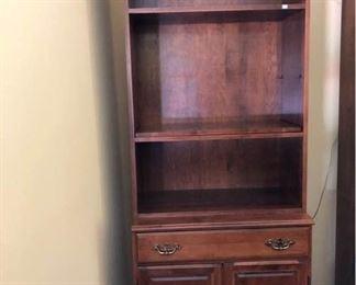 Moosehead of Maine bookcase 2 https://ctbids.com/#!/description/share/256058