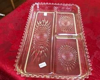 Divided etched rectangular relish dish https://ctbids.com/#!/description/share/256915