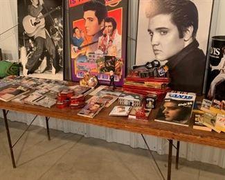Elvis Presley memoribilia