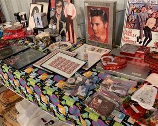more Presley memoribilia