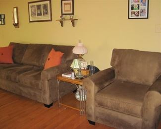 Nice Couch and Chair