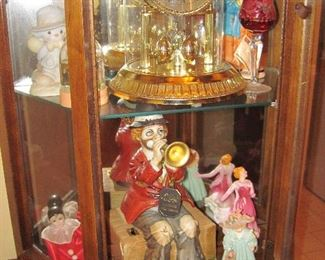 Porcelain Figurines and Collectibles