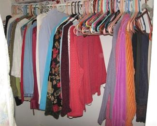 Clothes, Mostly Women