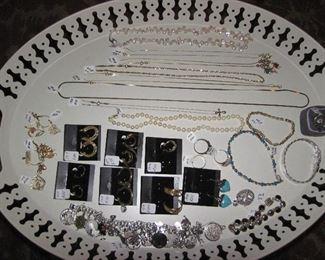 14k & .925 Jewelry