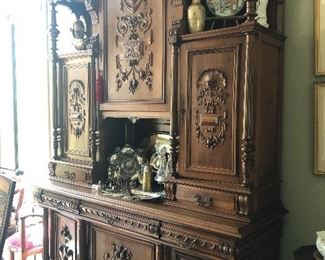 Gorgeous antique buffett
