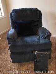 Blue Lane recliner