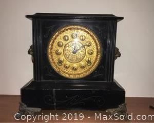Winstead Mantle Clock