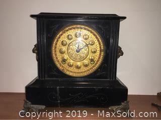 Winstead Mantle Clock