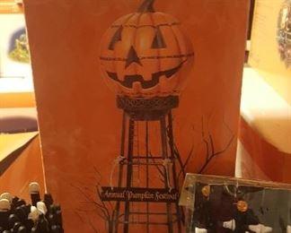 Department 56 Halloween Items