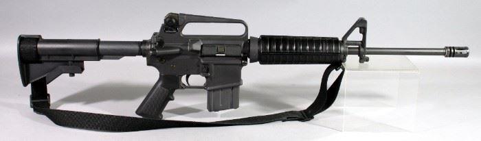 Colt AR-15 A2 Gov't Carbine .223 Cal Rifle SN# GC 008557, In Soft Case, Includes Rare Box, Pre-Ban