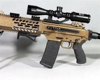 Masterpiece Arms MPAR556GENII 5.56mm Rifle SN# R5736, With Bushnell AR Optics AR/223 3-12 Scope, UTG Bipod, 1 Total Mag