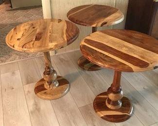 Real wood!