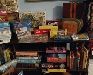 Games puzzles