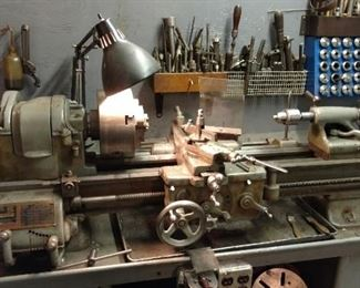 Vintage machines, other tools