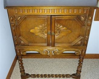 Antique cabinet chest