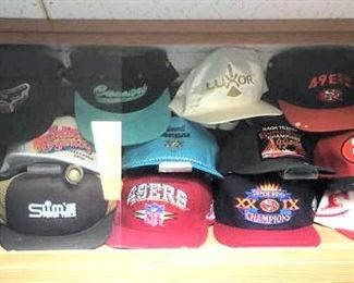HMT002 San Francisco 49er's Hats & More