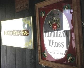 HMT009 Bar Signs & Mirrors