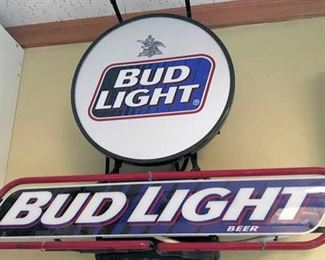 HMT020 Bud Light Neon Bar Sign