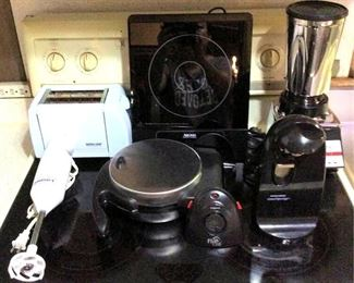 HMT049 Small Kitchen Appliances