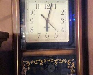 HMT060 Grandfather Mantle Clock