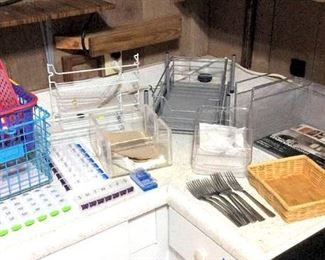 HMT090 Kitchen Pantry Storage, Pill Case Organizers & More