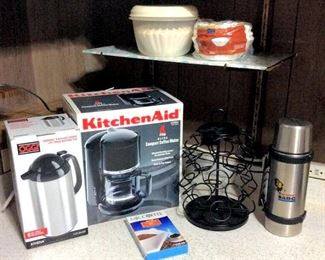 HMT114 Coffee Maker, Thermal Carafe & More