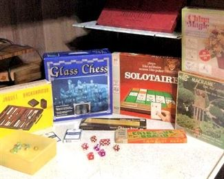 HMT121 Various Games and Crafts
