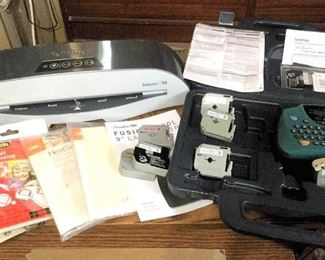 HMT153 Brother Label Maker & More