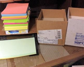 HMT173 Assorted Computer Paper