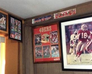 HMT175 More San Francisco 49'ers Memorabilia