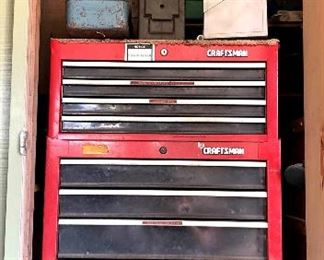HMT226 Craftsman Tool Storage Unit Mystery Lot