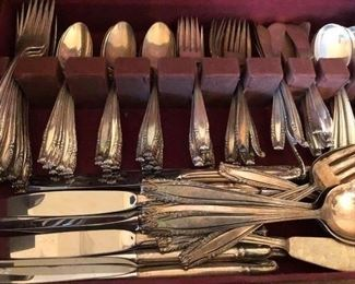 Wallace sterling flatware