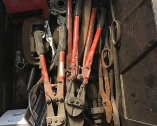 Assorted Tools and Parts