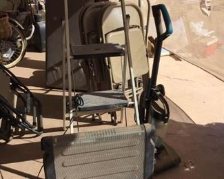 Folding Chairs Vacuum and More