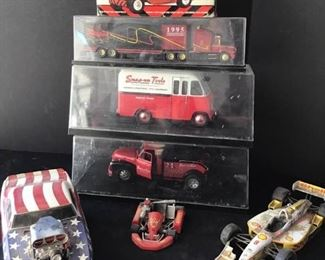 Snapon Collectible Cars