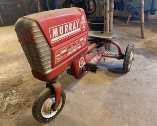 Murray Tractor Pedal Car