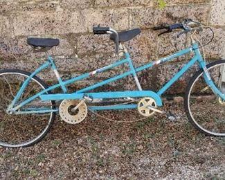 Columbia Tandem Bike