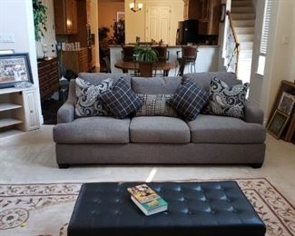 Ashley furniture sofa and loveseat