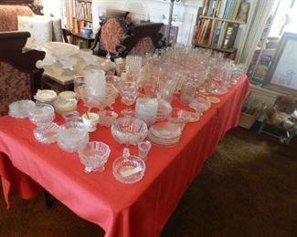 flint glassware